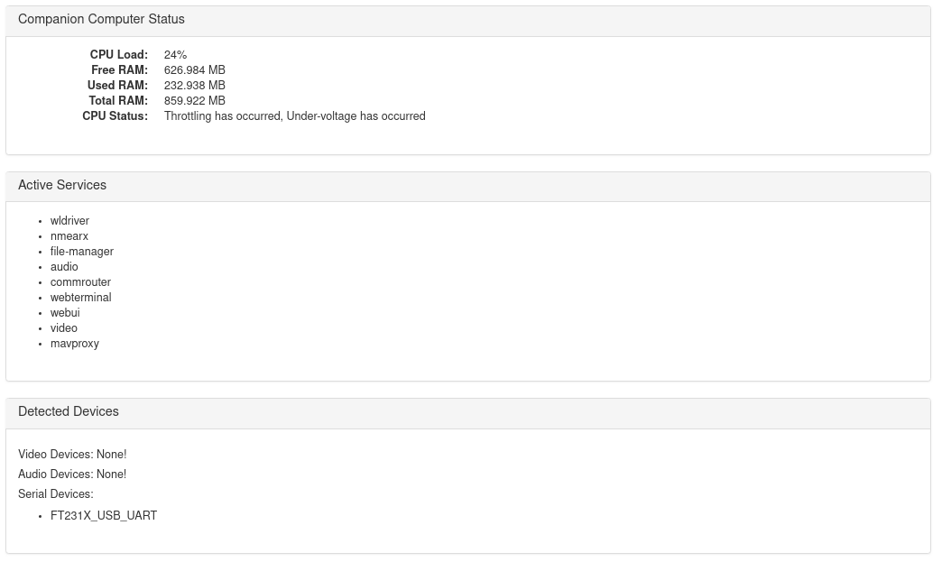Companion Web Interface · GitBook